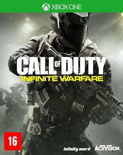 Call of Duty Infinite Warfare Xbox One Original Usado  - Place Games