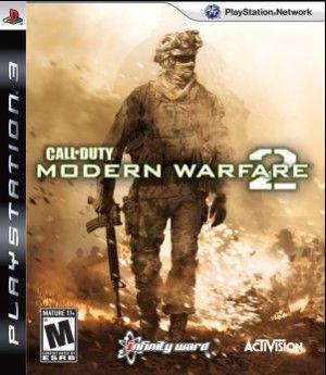Call of Duty Modern Warfare 2 Playstation 3 Original Usado  - Place Games