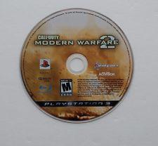 Call of Duty Modern Warfare 2 só a mídia Playstation 3 Original Usado  - Place Games