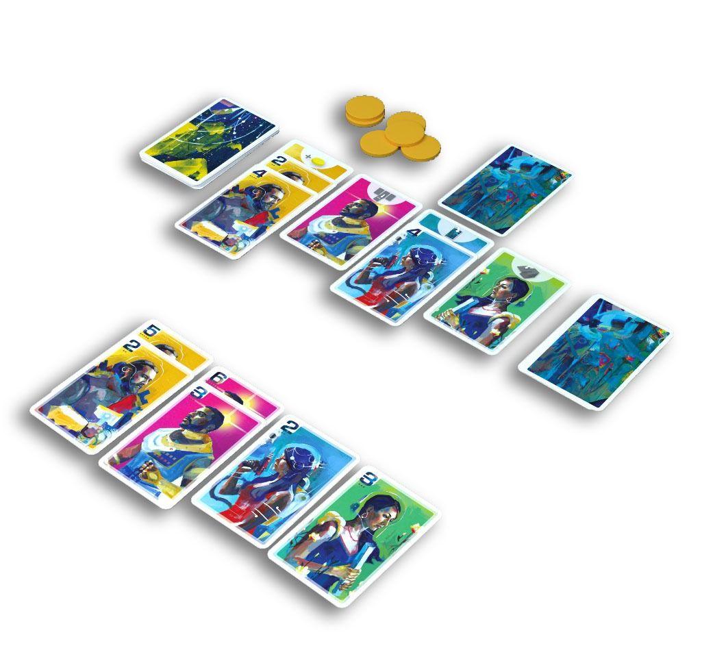 Capital Lux Jogo de Cartas PaperGames J015  - Place Games