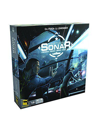 Captain Sonar Jogo de Tabuleiro Conclave   - Place Games