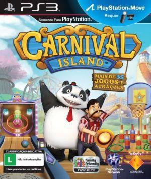 Carnival Island Playstation 3 Original Usado  - Place Games