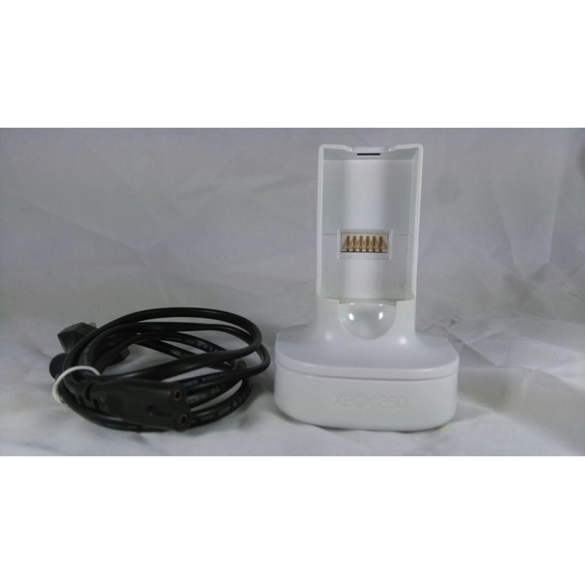 Carregador de baterias bi-volt Quick Charge Kit Xbox 360 Original Usado  - Place Games