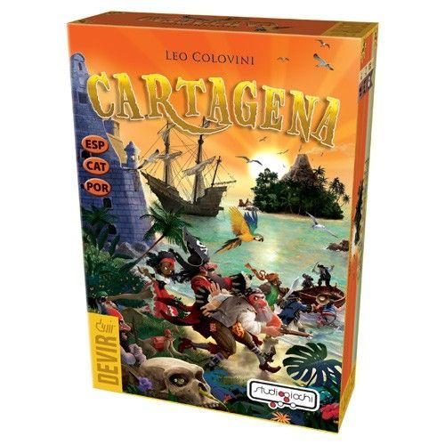 Cartagena Jogo de Tabuleiro Devir BGENA  - Place Games