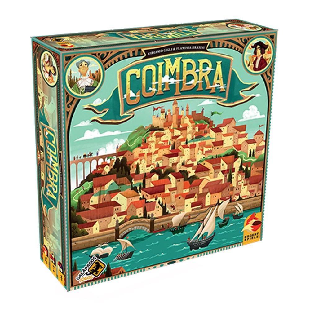 Coimbra Jogo de Tabuleiro Galapagos COI001  - Place Games