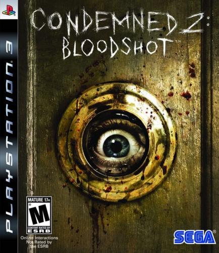 Condemned 2: Bloodshot Playstation 3 Original Usado  - Place Games