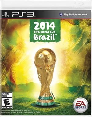 Copa do Mundo da Fifa Brasil 2014 Playstation 3 Original Usado  - Place Games