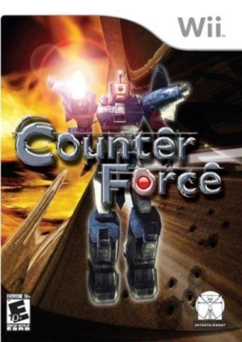 Counter Force Wii Usado Original  - Place Games