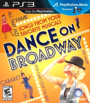 Dance on Broadway Playstation 3 Original Lacrado  - Place Games