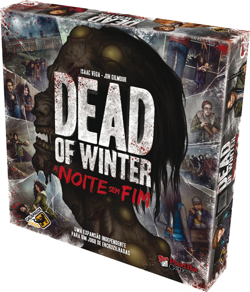 Dead of Winter A Noite sem fim Galapagos DOW002  - Place Games