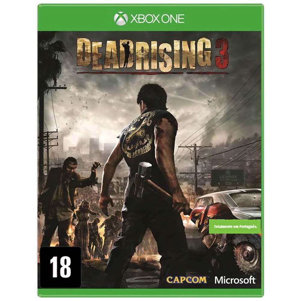 Dead Rising 3 Xbox One Original Usado  - Place Games