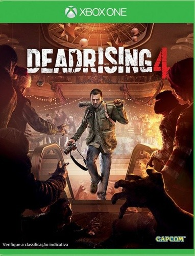 Dead Rising 4 Xbox One Original Lacrado  - Place Games