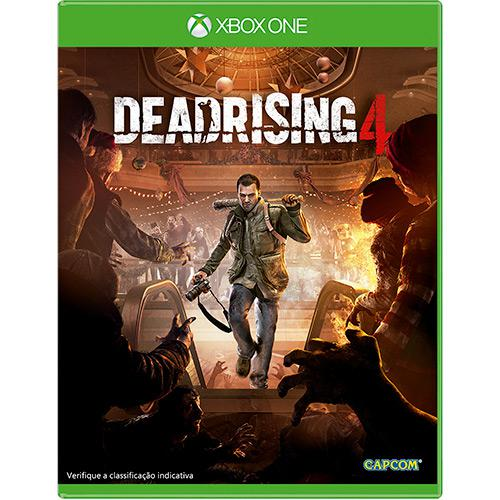 Dead Rising 4 Xbox One Original Usado  - Place Games