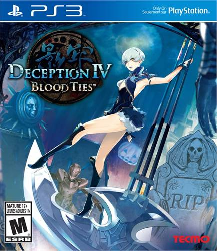 Deception IV Blood Ties Playstation 3 Original Usado  - Place Games