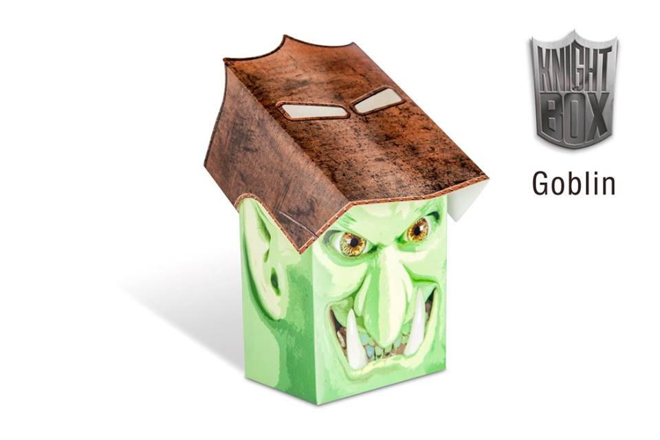 Deck Box Goblin Knight Box porta cards com divisória  - Place Games