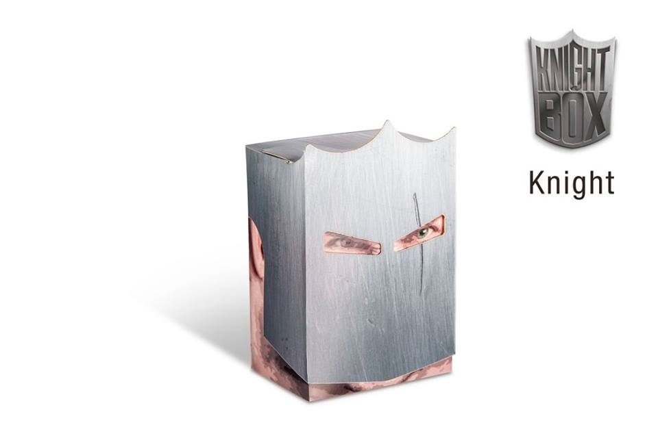 Deck Box Knight Box porta cards com divisória  - Place Games