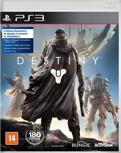 Destiny Playstation 3 Original Usado  - Place Games