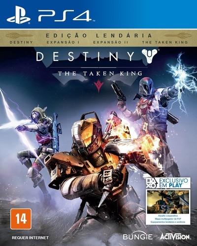 Destiny The Taken King Playstation 4 sem códigos Original Usado  - Place Games