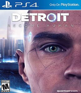 Detroit Become Human Playstation 4 Original Usado  - Place Games