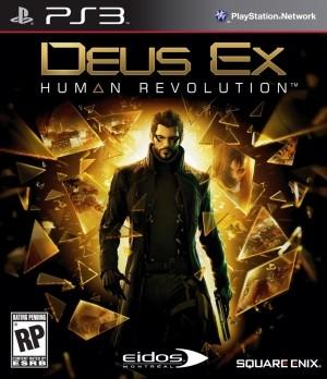 Deus Ex Human Revolution Playstation 3 Original Lacrado  - Place Games