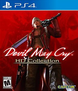 Devil May Cry HD Collection PS4 Original Lacrado  - Place Games