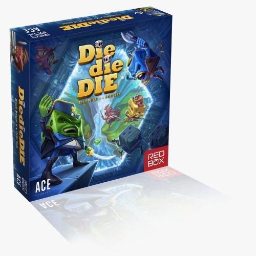Die die DIE Jogo de Dados Ace Studios ACE0010  - Place Games