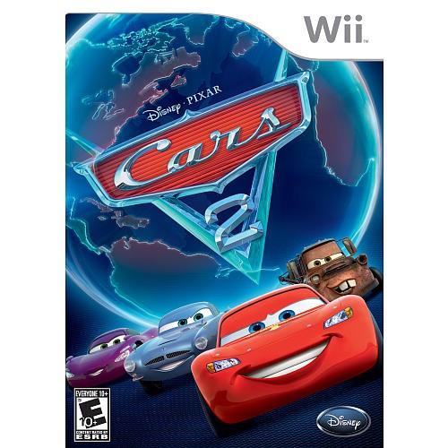 Disney - Cars 2 Wii Usado Original  - Place Games