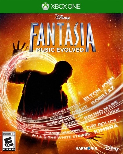 Disney Fantasia Music Evolved Xbox One Original Usado  - Place Games