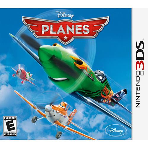 Disney Planes Avioes 3DS Original Novo  - Place Games