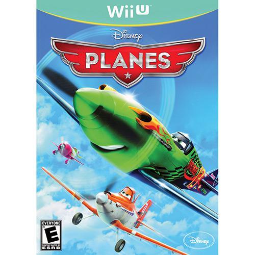 Disney Planes Wii-U Original Usado  - Place Games