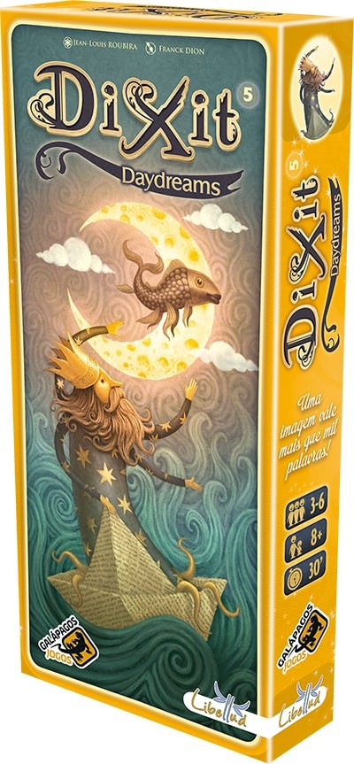 Dixit Daydreams Expansão Galapagos DIX005  - Place Games