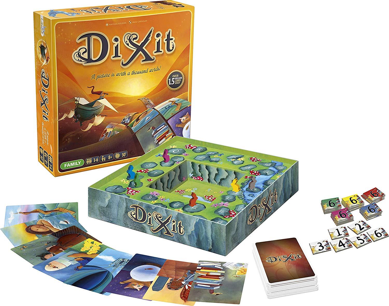 Dixit Jogo de Tabuleiro  Galapagos DIX001  - Place Games