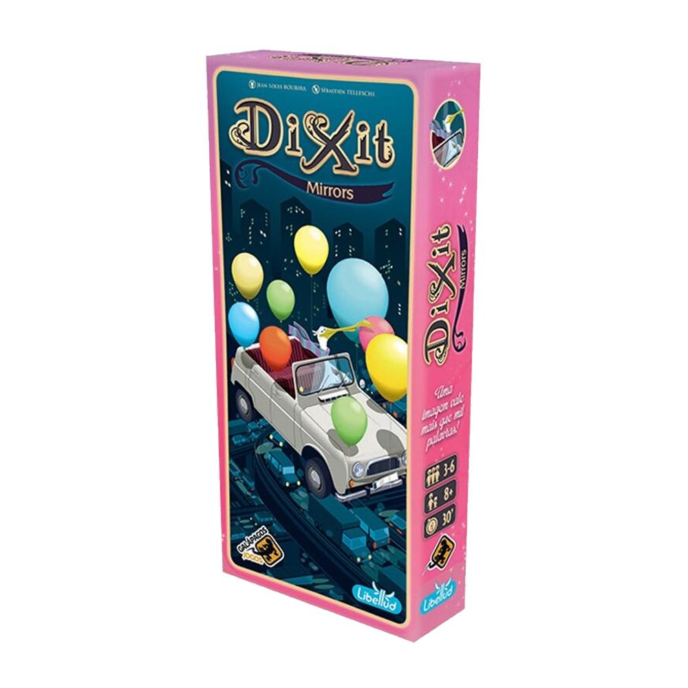 Dixit Mirrors Expansão de Jogo de Tabuleiro Galapagos DIX010  - Place Games