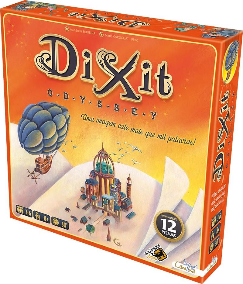 Dixit Odyssey Jogo de Tabuleiro  Galapagos DIX101  - Place Games