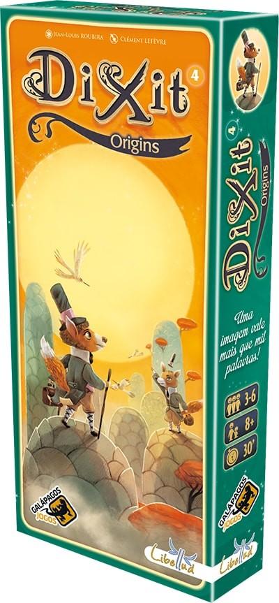 Dixit Origins Expansão de Jogo de Tabuleiro Galapagos DIX004  - Place Games