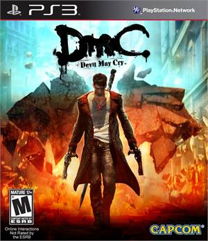 DMC Devil may Cry Playstation 3 Original Lacrado  - Place Games