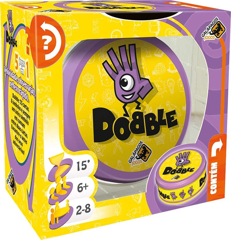 Dobble Galapagos DOB001  - Place Games