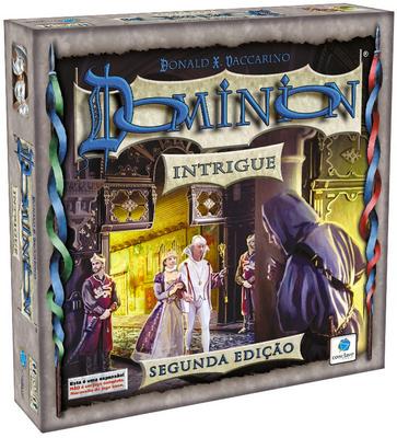 Dominion Intrigue Segunda Edição Expansão Conclave  - Place Games
