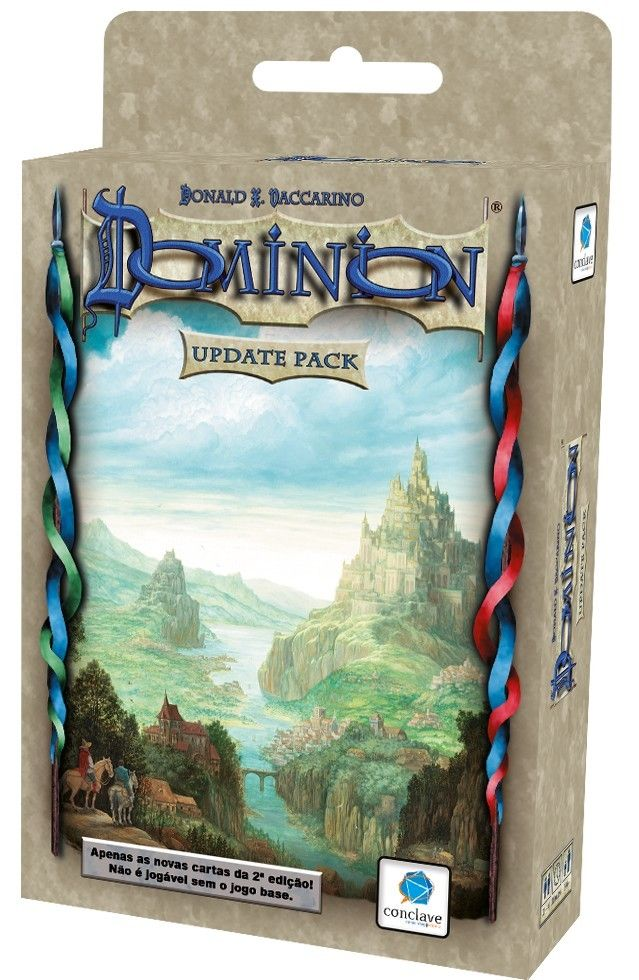 Dominion Update Pack Expansão Conclave  - Place Games