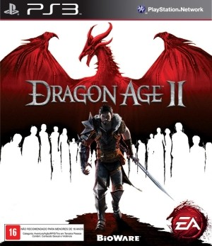 Dragon Age 2 Playstation 3 Original Usado  - Place Games