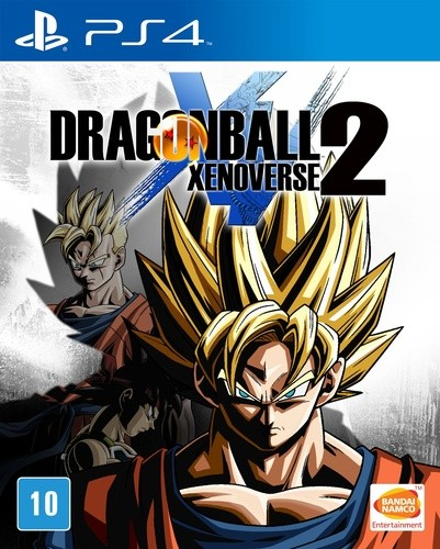 Dragon Ball Z Xenoverse 2 Playstation 4 Original Lacrado  - Place Games