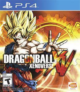 Dragon Ball Z Xenoverse Playstation 4 Original Usado  - Place Games