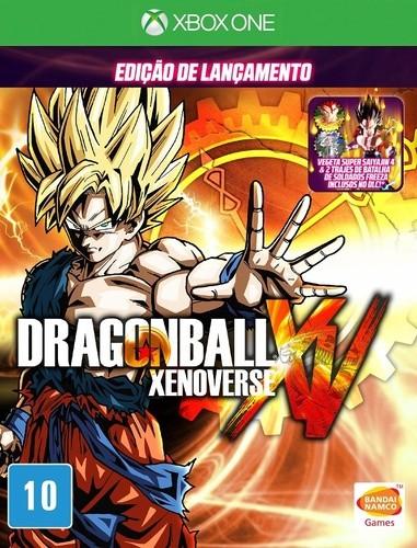 Dragon Ball Z Xenoverse Xbox One Original Usado  - Place Games