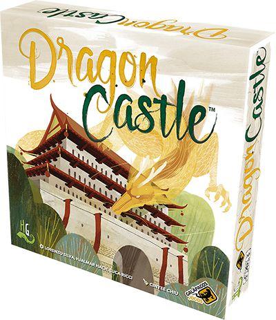 Dragon Castle Jogo de Tabuleiro Galapagos DGC001  - Place Games