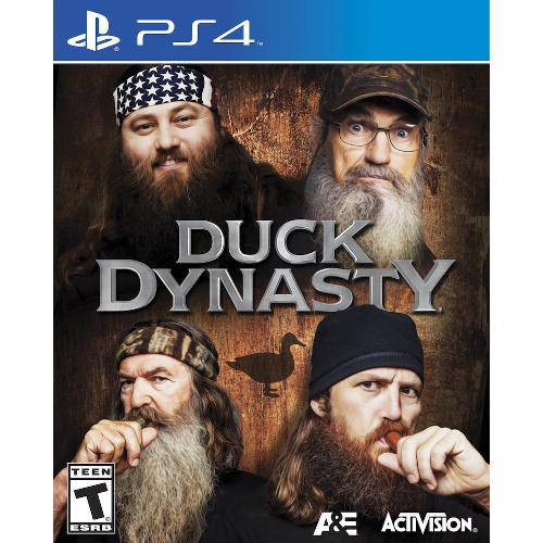 Duck Dynasty Playstation 4 Original Usado  - Place Games