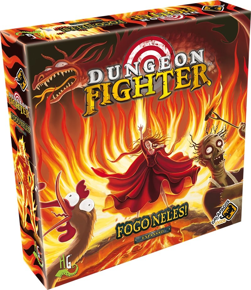 Dungeon Fighter Fogo Neles Galapagos DUF003  - Place Games