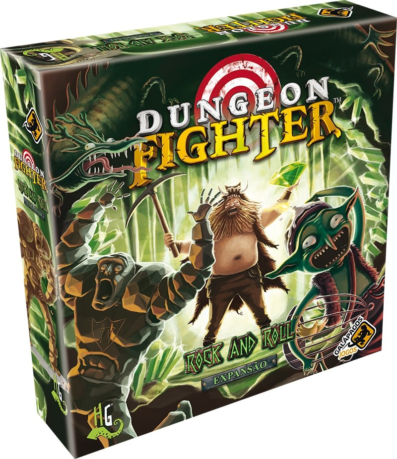 Dungeon Fighter Rock n Roll Galapagos DUF005  - Place Games