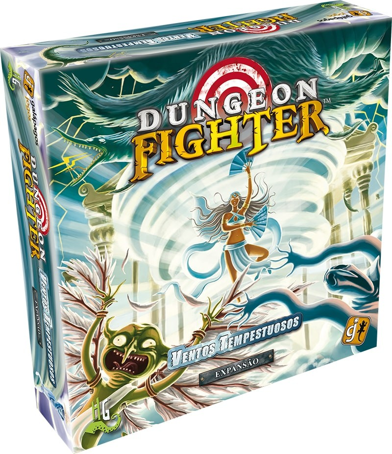 Dungeon Fighter Ventos Tempestuosos Galapagos DUF002  - Place Games