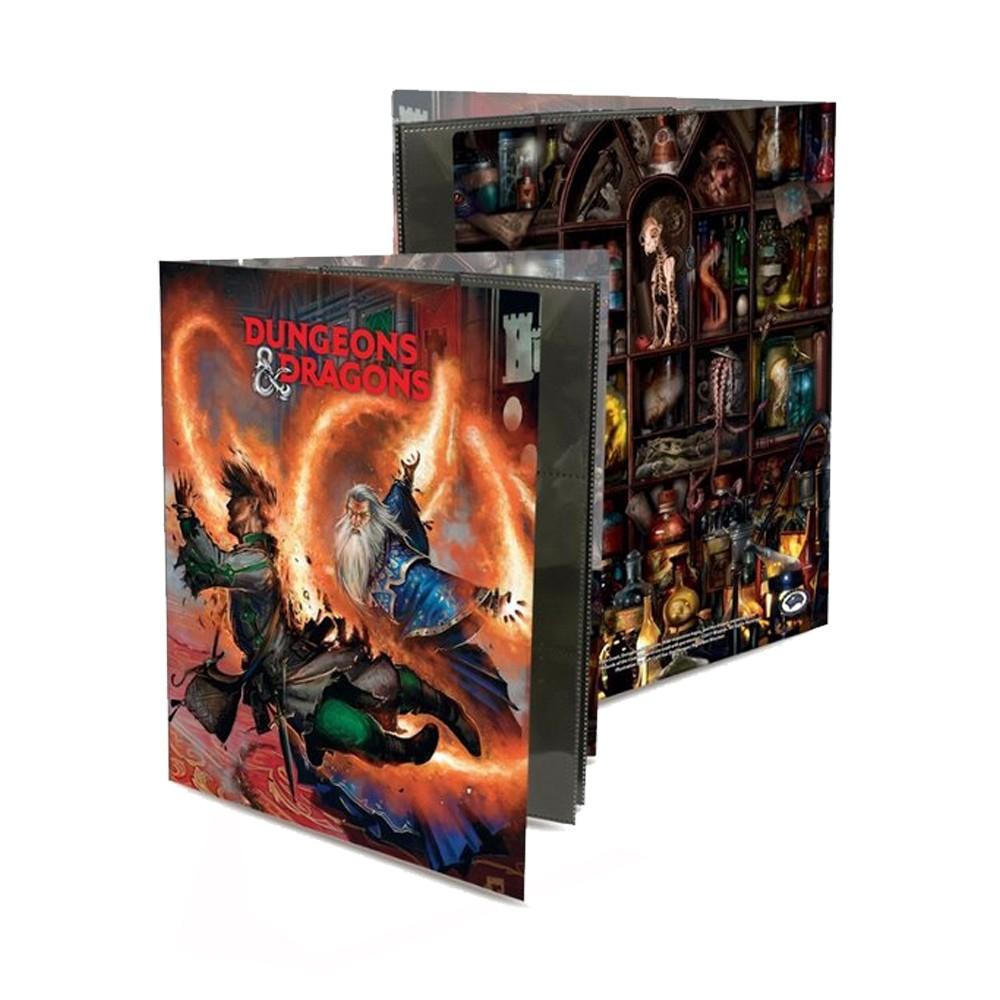 Dungeons & Dragons Pasta Wizard Acessório RPG Galápagos DND610  - Place Games