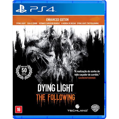 Dying Light - The Following Playstation 4 Original Usado  - Place Games